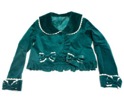 Metamorphose Green Jacket
