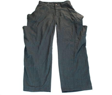 Sixh. Mint Wide Leg Pants