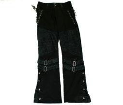 Sixh. Ibi Print and Paisley Pants