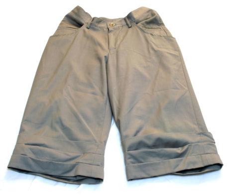 Gadget Grow Double Layered Drape Shorts