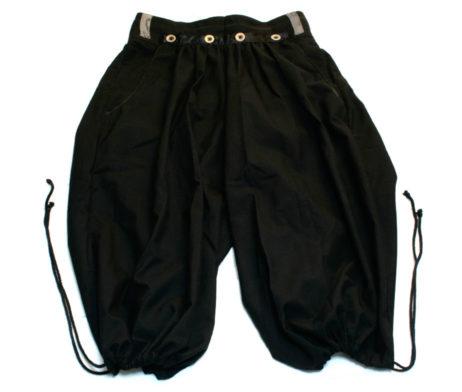 Sixh. Mint Balloon Shorts