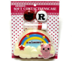 Swimmer Contact Lens Case