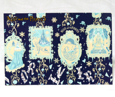 Aatp Ice Queen Postcard