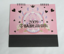 Baby the Stars Shine Bright 2009 Flip Calendar