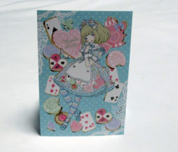 Angelic Pretty Wonder Cookie Postcard