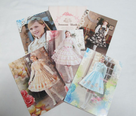 Innocent World Postcard Set