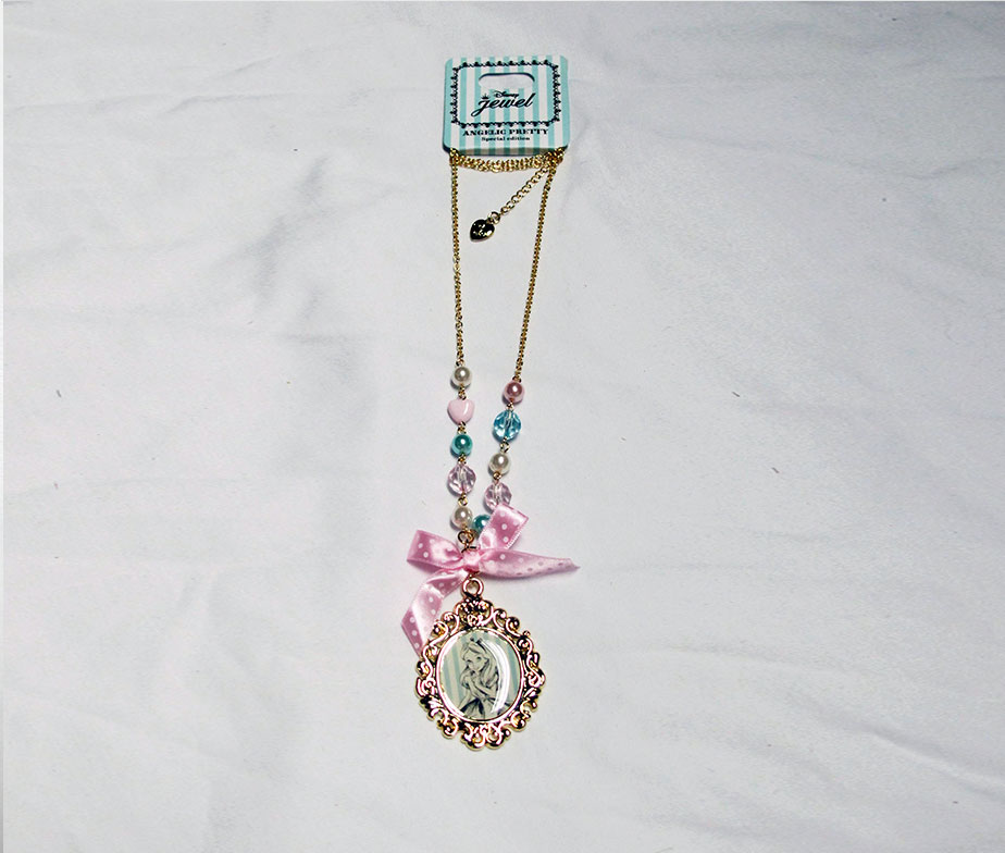 Angelic Pretty x Disney Japan Collorabration Necklace