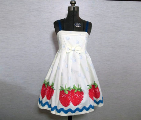 Emily Temple Cute Strawberry Whip JSK