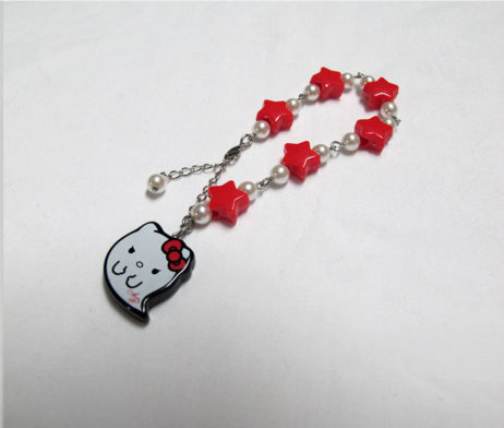 Angelic Pretty Hello Kitty Monster Bracelet