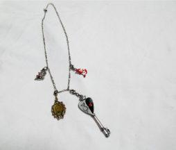 Disney Alice Charm Necklace