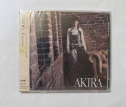 Akira X-Crossing CD