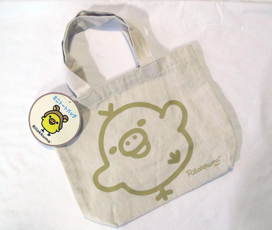Kiirotori Tote Bag