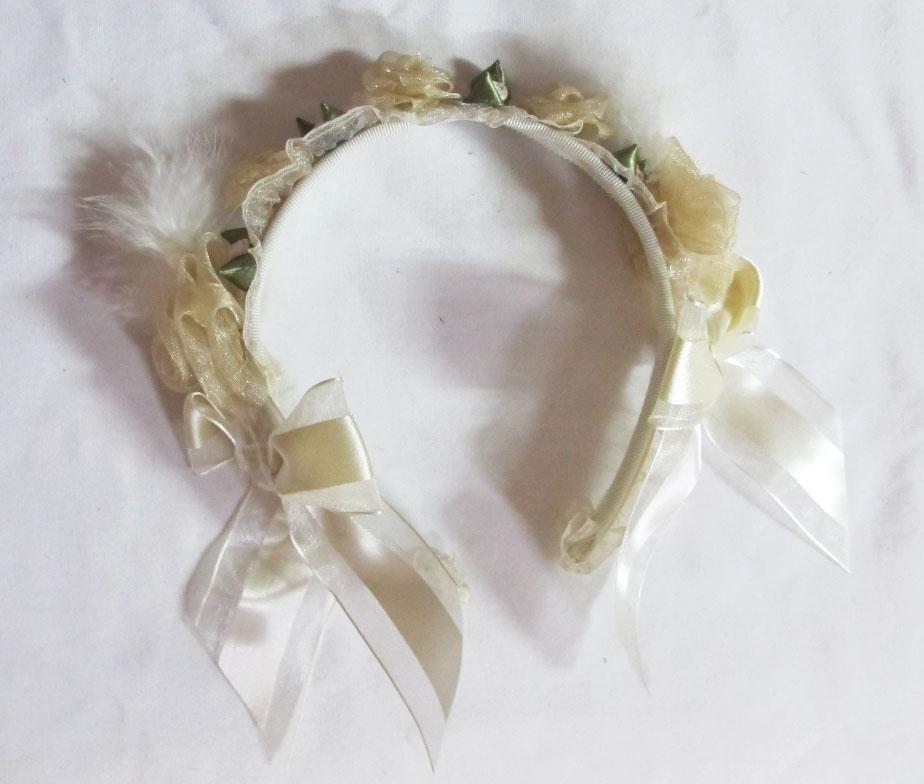 Baby the Stars Shine Bright Rose Garrett Fairy Headband