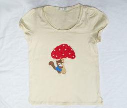 Franche Lippe Mushroom Cutsew