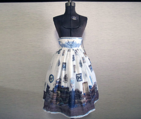 Alice and the Pirates Psyche,The Doctor and the Eternal Sun Shine Skirt