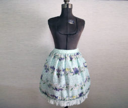 Baby the Stars Shine Bright Easter Bunny's Spring Garden Skirt