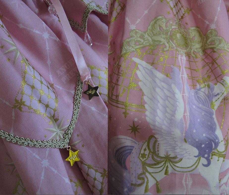 Angelic Pretty Crystal Dream Carnival JSK