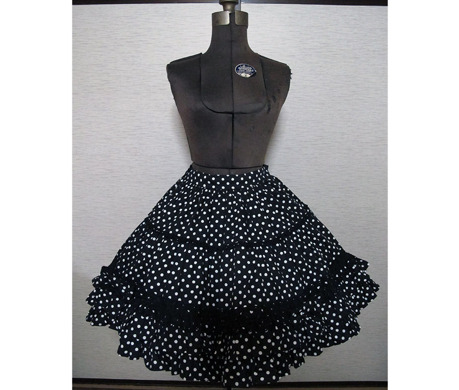 Angelic Pretty Pop Polka Dot Skirt