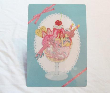Imai Kira Mary Parfait Girl Shitajiki Pencil Board