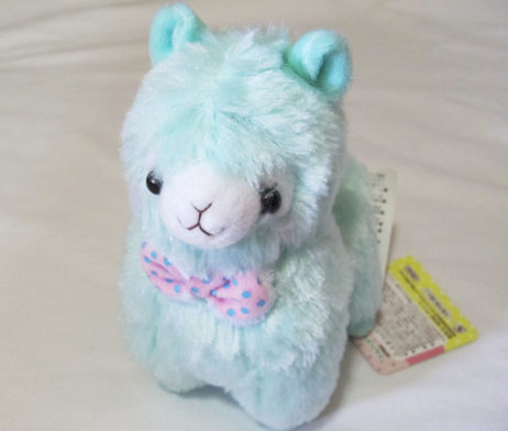 Alpacasso Mint Plush