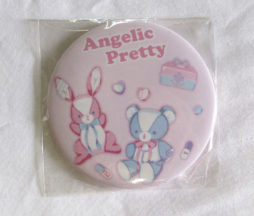 Angelic Pretty Fancy Hospital Pink Mirror