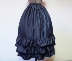 Alice and the Pirates Long Frill Skirt/Underskirt