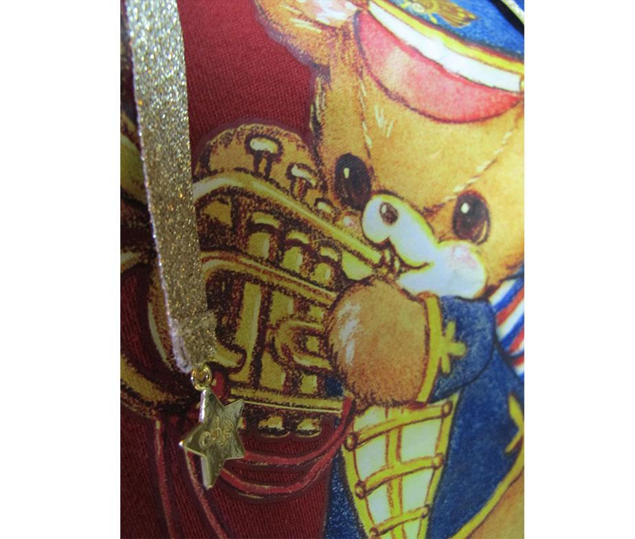 Angelic Pretty Toy March Hanikami (Shyness) Bear Parka