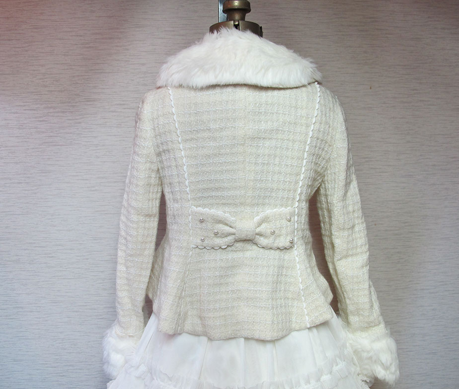 Angelic Pretty Dramatic Girl Short Coat