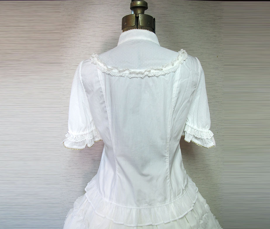 Angelic Pretty Lucienne Dream Blouse