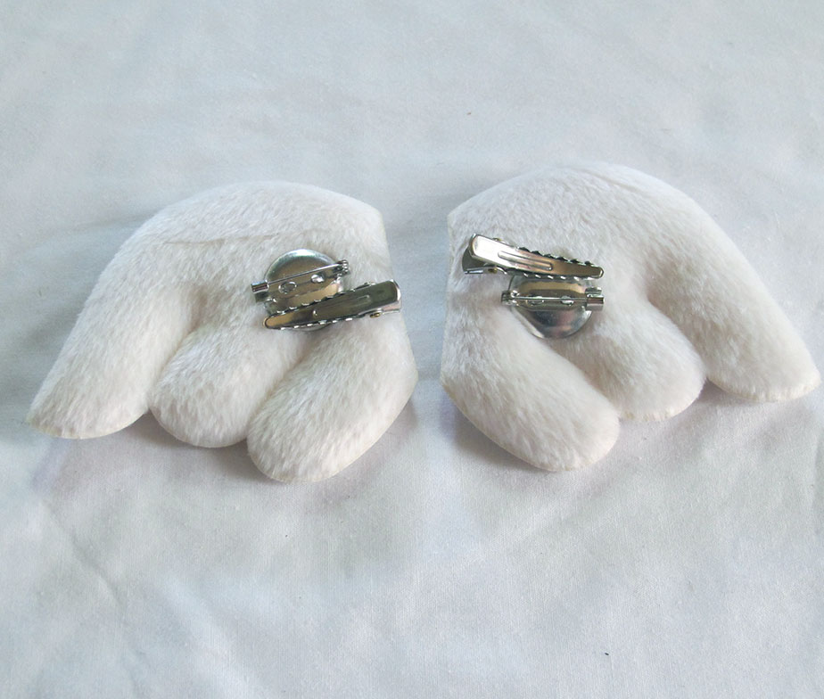 Angel Wing Clips