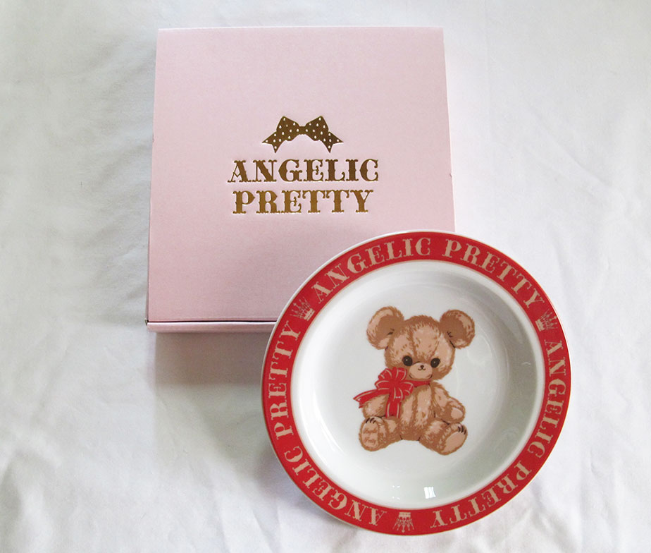 Angelic Pretty Bear Plate
