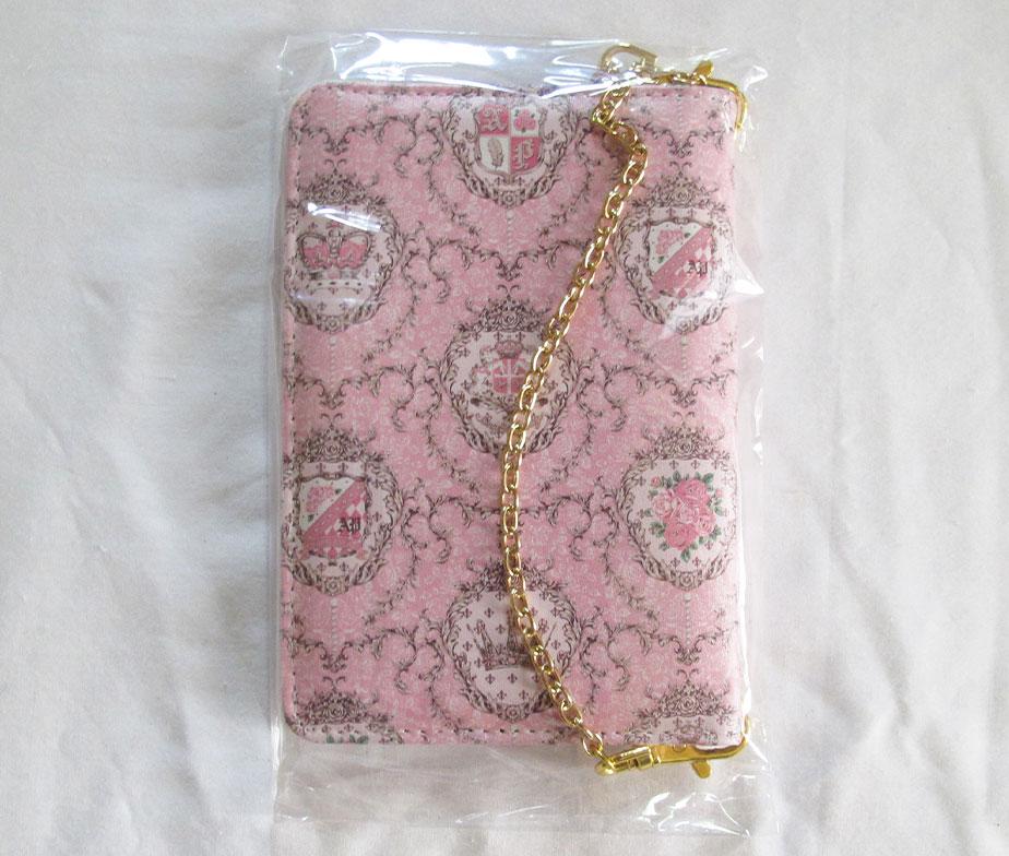 Angelic Pretty Princess Rococo Passport Case