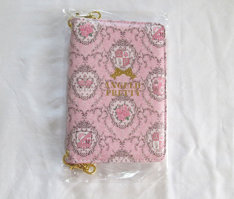 Angelic Pretty Princess Rococo Passport Case