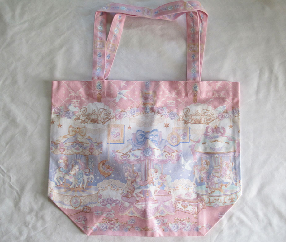 Angelic Pretty Eternal Carnival Bag