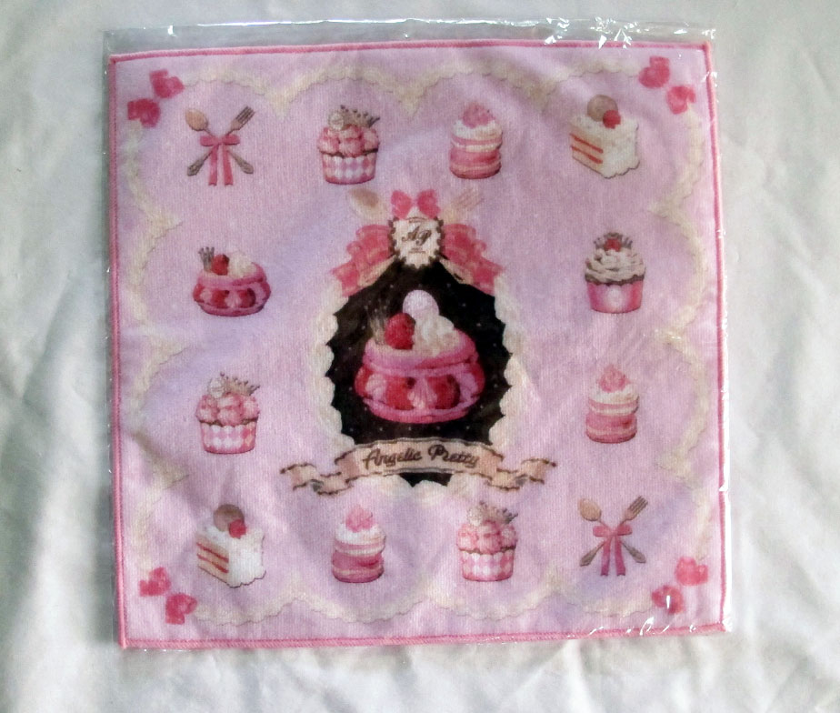 Angelic Pretty Sweets Towel