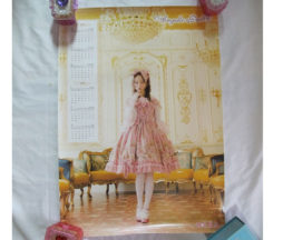 Angelic Pretty Rose Museum Poster