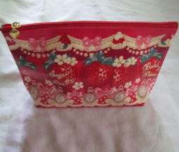 Angelic Pretty Melty Berry Princess Pouch