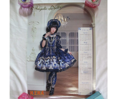 Angelic Pretty Crystal Dream Carnival Poster