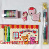 Swimmer Stationery Items Set