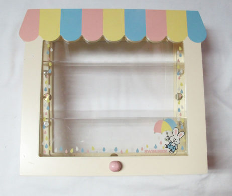 Swimmer Display Case (Bunny)
