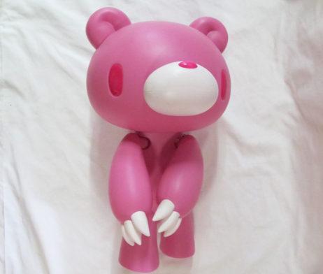 Extra Large Posable Pink Gloomy Bear