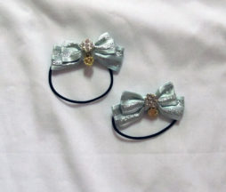 Baby the Stars Shine Bright Mini Stripe Ribbon Hair Bands