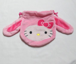 Hello Kitty Rabbit Pouch