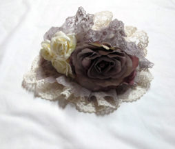 Corgi Corgi Floral Headbow