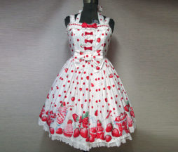 Angelic Pretty Milky Berry JSK