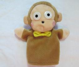 Monkichi Hand Puppet