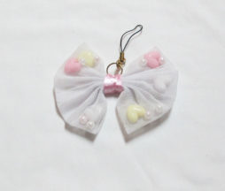 Tulle Ribbon Charm