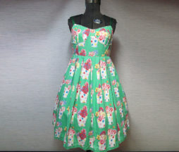 Emily Temple Cute Colorful Flower Print Sundress