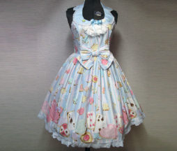 Angelic Pretty Wonder Cookie Bustier JSK