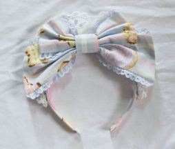 Angelic Pretty Wonder Cookie Headbow